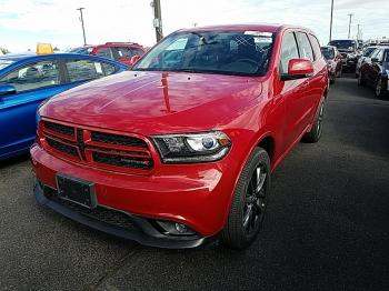 Salvage Dodge Durango